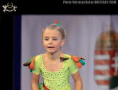 2017 European Children - girls 7y