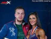 2017 AMIX Cup - Jakub Csontos, backstage