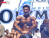 2016 Olympia Asia Backstage 2