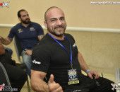 2016 World Masters - weight-in