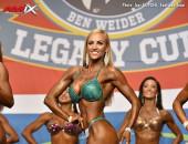 2017 Weider Legacy - Bikini 169cm