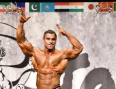 2015 Asian Championships - Bodybuilding over 100kg FINAL