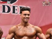 2018 Elite Madrid - Mens Physique