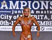 2017 Junior World Championships Bodyfitness