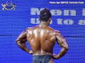 2015 World BB Spain - Bodybuilding 80kg