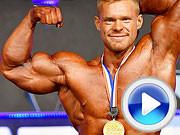 365GYM - Roman VAVREČAN a jeho tréning bicepsov a tricepsov