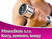 """FitnessŠkola s.r.o. - o trénerských kurzoch """"Inštruktor bodybuilding-u a fitness"""""""