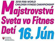Výsledkové listiny - 2018 IFBB Majstrovstvá sveta vo fitness detí