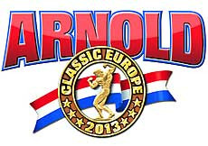 Arnold Cl. Europe 2013