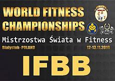 2016 IFBB World Fitness Championships, Bialystok
