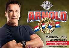 2015 Arnold Classic Europe MADRID
