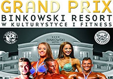 2016 Grand Prix Binkowski Resort - súťaž v Poľsku