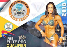 2018 IFBB Diamond Cup Luxembourg