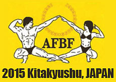 2015 AFBF Asian BodyBuilding and Fitness Championships