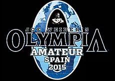 2015 Olympia Amateur Spain, Malaga