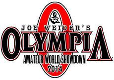 2014 Olympia Amateur World Showdown - Moscow, Russia