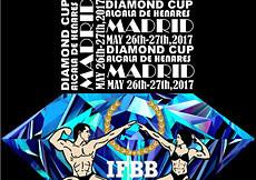 2018 IFBB Diamond Cup Madrid