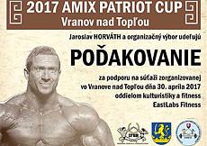2017 AMIX Patriot Cup Vranov nad Topľou