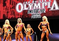 Amat. Bikini Olympia 2013