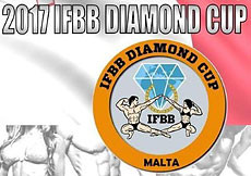 2017 IFBB Diamond Cup Malta