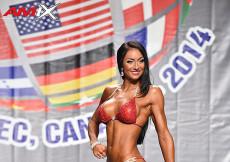 2014 Montreal - Final, Bikini over 172cm