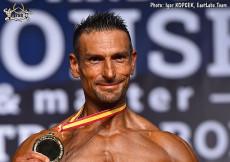 2017 Masters World Mens Ph 40-44y