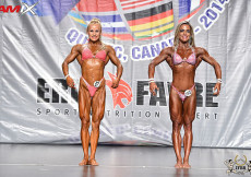 2014 Montreal - Overall Womens Physique