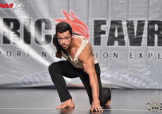2014 Montreal - Fitness Mens Routines