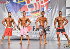 2014 Montreal - Overall Mens Physique