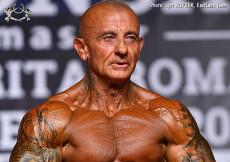 2017 Master World BB over 55y 75kg