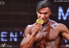 2017 World Men Champ - MPh 176cm