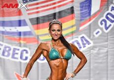 2014 Montreal - Final, Bikini 172cm