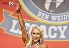 2017 Weider Legacy - Bodyfitness 163cm