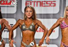 2014 Montreal - Prejudging, Fitness All Category