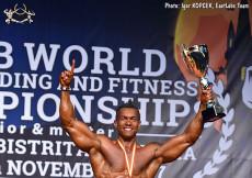 2017 Master World BB 45-49y 80kg