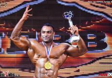 2017 World Mens Champ - BB 85kg