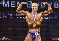 2017 World Mens Champ - BB 65kg
