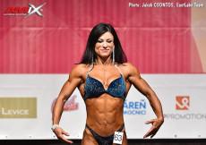 2017 Veľká cena Detvy, Bodyfitness masters OPEN