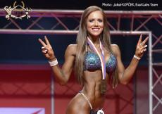 2017 EVLS Prague - Bikini PRO, Final
