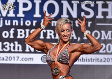2017 Masters World Womens Physique