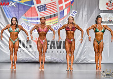2014 Montreal - Overall Bodyfitness
