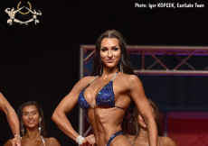 2017 EVLS Prague - Bikini Junior OPEN