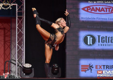 2017 EVLS Prague - Women's Fitness