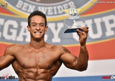 2017 Weider Legacy - Muscular MPh