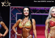 2017 EVLS Prague - Bikini PRO, Semifinal