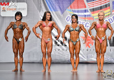 2014 Montreal - Final Womens Physique
