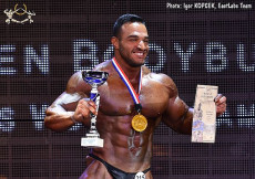 2017 World Mens Champ - BB 100kg plus