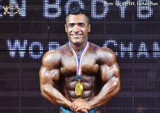 2017 World Mens Champ - BB 70kg