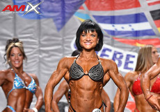 2014 Montreal - Prejudging, Physique All Category