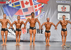 2014 Montreal - Fitness Mens